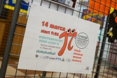 Międzynarodowy Dzień Liczby Pi 2018  Wydział Informatyki Politechniki Białostockiej / fot. Pawel Tadejko
